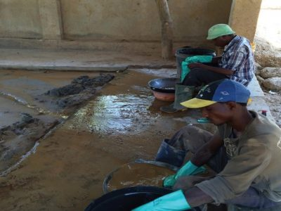 Strengthening Local Mechanisms for COVID-19 Outreach and Prevention in Select Artisanal Mines of the Democratic Republic of Congo